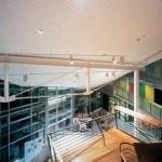 גבס מחורר עיצוב משרדים