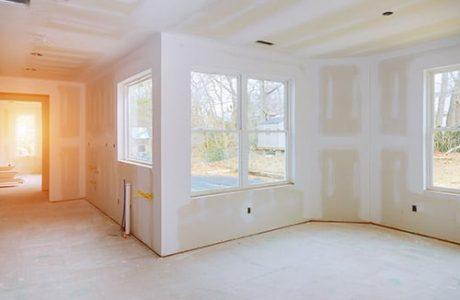 האם ניתן להתקין חלון על קיר גבס?
