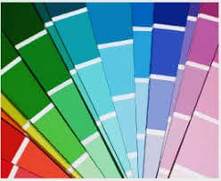 טמבור מניפת צבעים