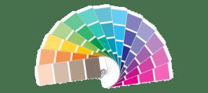 מניפת צבעים נירלט