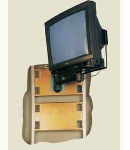 מתקן לתליית טלויזיה תרשים3