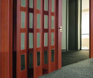 דלתות הזזה במשרדים